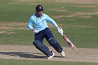 Simon Harmer in batting action for Essex during Hampshire Hawks vs Essex Eagles, Royal London One-Day Cup Cricket at The Ageas Bowl on 22nd July 2021
