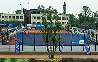 Amstelveen, Netherlands, 10 Juli, 2021, National Tennis Center, NTC, Amstelveen Womans Open, Doubles final: Suzan Lamens (NED) and Quirine Lemoine (NED)<br /> Photo: Henk Koster/tennisimages.com