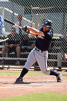 Max Walla - Milwaukee Brewers 2009 Instructional League. .Photo by:  Bill Mitchell/Four Seam Images..
