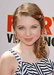 Sammi Hanratty at the Summit Entertainment L.A. Premiere of Furry Vengeance held at The Bruin Theatre in Westwood, California on April 18,2010                                                                   Copyright 2010  DVS / RockinExposures