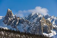 Mount Snowden, Brooks Range, Arctic, Alaska.