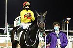 February 20, 2021: COPANO KICKING #2 ridden by William Buick wins The Riyadh Dirt Sprint for trainer Akira Muayama on Saudi Cup Day, King Abdulaziz Racecourse, Riyadh, Saudi Arabia. Shamela Hanley/Eclipse Sportswire/CSM