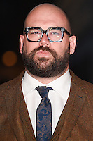 """Tom Davis<br /> at the London Film Festival 2016 premiere of """"Free Fire at the Odeon Leicester Square, London.<br /> <br /> <br /> ©Ash Knotek  D3182  16/10/2016"""