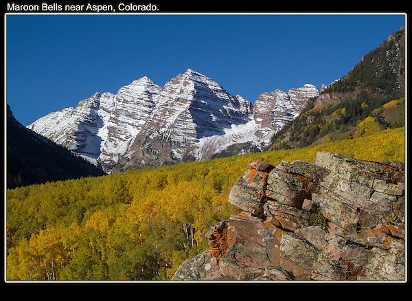 Once you move away from the lake and explore, you find unique perspectives.<br />