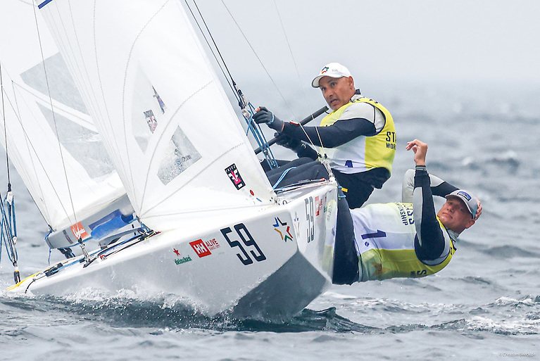 Diego Negri (ITA) and Frithjof Kleen (GER) are the 2021 Star World Champions