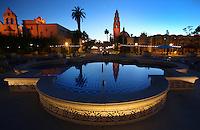 July 12, 2015. San Diego, CA. USA|El Prado in Balboa Park|Photos by Jamie Scott Lytle.Copyright.