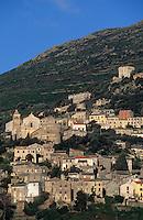 Europe/France/Corse/2B/Haute-Corse/Cap Corse/Rogliano: Le village