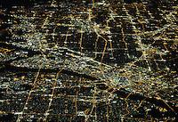 Apr. 17, 2012; Phoenix, AZ, USA; View from the air, Phoenix. Arizona Diamondbacks against the Pittsburgh Pirates at Chase Field.Mandatory Credit: Mark J. Rebilas-US PRESSWIRE