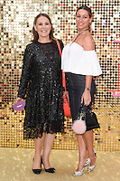 """Arlene Phillips and daughter<br /> arrives for the World Premiere of """"Absolutely Fabulous: The Movie"""" at the Odeon Leicester Square, London.<br /> <br /> <br /> ©Ash Knotek  D3137  29/06/2016"""