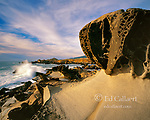 Sandstone Formations, Salt Point State Park, Sonoma County, California
