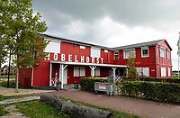 Nederland - Almere- 2019. Wijk Nobelhorst. Infopunt Nobelhorst.    Foto Berlinda van Dam / Hollandse Hoogte