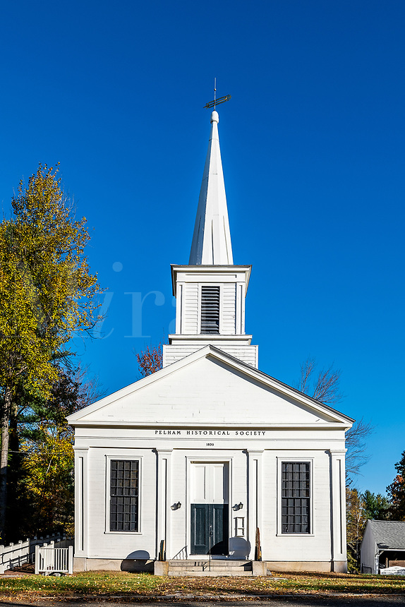 Charming village church.