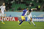 BUNYODKOR (UZB) vs AL-NASSAR (KSA) during their AFC Champions League Group B match on 01 March 2016 held at the Bunyodkor Stadium in Tashkent, Uzbekistan. Photo by Stringer / Lagardere Sports