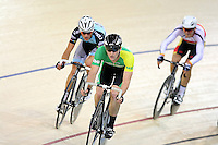 MSC Dyland Kennett at the BikeNZ Elite & U19 Track National Championships, Avantidrome, Home of Cycling, Cambridge, New Zealand, Sunday, March 16, 2014. Credit: Dianne Manson
