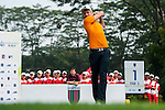 Simon Zach of Czech Republic in action during day 3 of the 9th Faldo Series Asia Grand Final 2014 golf tournament on March 20, 2015 at Faldo course in Mid Valley Golf Club in Shenzhen, China. Photo by Xaume Olleros / Power Sport Images