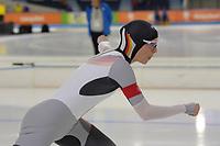 SCHAATSEN: HEERENVEEN: 10-01-2020, IJsstadion Thialf, European Championship distances, 1500m Ladies, Roxanne Dufter (GER), ©foto Martin de Jong