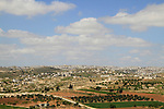 Judea, Southern Hebron Mountains, a view from Tel Ziph