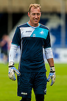 Gerhard Tremmel of Swansea Cityduring the Pre Season friendly match between Swansea City and Rovers played at the Memorial Stadium, Bristol on July 23rd 2016