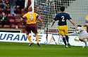 22/08/2006        Copyright Pic: James Stewart.File Name : sct_jspa01_motherwell_v_partick.RICHARD FORAN SCORES MOTHERWELL'S FIRST.Payments to :.James Stewart Photo Agency 19 Carronlea Drive, Falkirk. FK2 8DN      Vat Reg No. 607 6932 25.Office     : +44 (0)1324 570906     .Mobile   : +44 (0)7721 416997.Fax         : +44 (0)1324 570906.E-mail  :  jim@jspa.co.uk.If you require further information then contact Jim Stewart on any of the numbers above.........