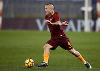 Calcio, Serie A: Roma vs ChievoVerona. Roma, stadio Olimpico, 22 settembre 2016.<br /> during the Italian Serie A football match between Roma and Chievo Verona, at Rome's Olympic stadium, 22 December 2016.<br /> UPDATE IMAGES PRESS/Isabella Bonotto