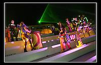 Microsoft, European X-Box launch - Palais Bulles, La Napoule, France - 16th October 2001