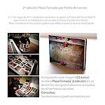 Comprando esta imagen recibirá el libro Plaza Tomada (2 edición) en su domicilio con gastos de envío incluidos en territorio nacional (España)...Buying this image will receive the book Plaza Tomada (2 edition) at home with shipping included in national territory (Spain)...Contact: sonia.moreno@pedroarmestre.com