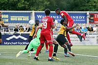 Maidstone United  vs Leyton Orient 14-08-18