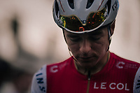 Tom Pidcock (GBR/Wiggins) at the start<br /> <br /> Stage 8: London to London (77km)<br /> 15th Ovo Energy Tour of Britain 2018