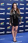 Tamara Falco poses in 40 Principales Awards photocall at Palacio de los Deportes in Madrid, Spain. December 12, 2013. (ALTERPHOTOS/Victor Blanco)