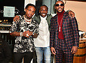 Floyd Mayweather Futuristic 44th Birthday Extravaganza Private Dinner at Casablanca on the Bay