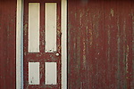 Long Square Farm 1801.Lycoming County.Shed door and texture.