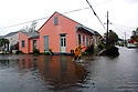 My house during Hurricane Katrina, 2005