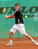 18-08-10, Tennis, Amstelveen, NTK, Nationale Tennis Kampioenschappen, Frank Clausing