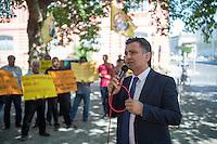 2015/08/06 Berlin | Politik | Kundgebung von HDP & Kurden vor Auswärtigem Amt