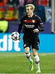 Bayer 04 Leverkusen's Julian Brandt during Champions League 2016/2017 Round of 16 2nd leg match. March 15,2017. (ALTERPHOTOS/Acero)