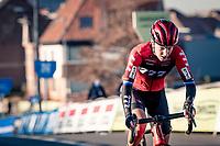 Annemarie Worst (NED/777)<br /> <br /> 2020 Urban Cross Kortrijk (BEL)<br /> women's race<br /> <br /> ©kramon
