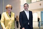 Visiting Merkel