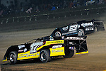Sep 12, 2010; 12:15:52 AM; Rossburg, OH., USA; The 40th annual running of the World 100 Dirt Late Models racing for the Globe trophy at the Eldora Speedway.  Mandatory Credit: (thesportswire.net)