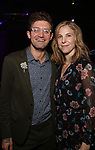 Sam Pinkleton and Carolyn Cantor attends the Second Annual SDCF Awards, A celebration of Excellence in Directing and Choreography, at the Green Room 42 on November 11, 2018 in New York City.