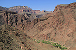 Tonto Plateau Trail above Phantom Ranch in Grand Canyon National Park, northern Arizona. .  John offers private photo tours in Grand Canyon National Park and throughout Arizona, Utah and Colorado. Year-round. . John offers private photo tours in Grand Canyon National Park and throughout Arizona, Utah and Colorado. Year-round.