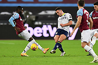 John McGinn of Aston Villa during West Ham United vs Aston Villa, Premier League Football at The London Stadium on 30th November 2020