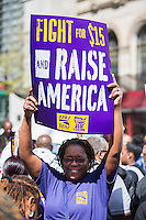 SEIU - Fight For 15 Rally