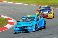Race of Germany Nürburgring Nordschleife 2016 WTCC 2016 #62 TC1 Polestar Cyan Racing.  Volvo S60 WTCC Thed Björk (SWE)  Testing © 2016 Musson/PSP. All Rights Reserved.
