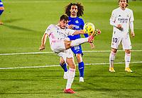 2021.04.18 La Liga Getafe CF VS Real Madrid CF