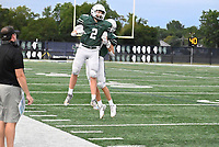 NT Varsity Football v Stevenson