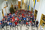 CBS The Green Students and teachers who supported the Radio Kerry SVP Christmas Jumper Day at their school on Friday
