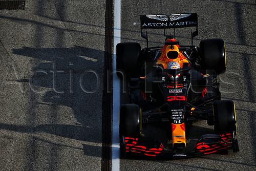 31st October 2020, Imola, Italy; FIA Formula 1 Grand Prix Emilia Romagna, Qualifying;  33 Max Verstappen NLD, Aston Martin Red Bull Racing