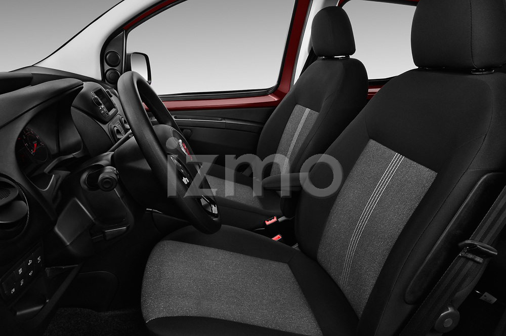 Front seat view of 2017 Fiat Qubo Easy 5 Door MPV front seat car photos