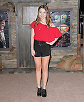 Sammi Hanratty attends The Paramount Pictures' L.A. Premiere of RANGO held at The Regency Village Theatre in Westwood, California on February 14,2011                                                                               © 2010 DVS / Hollywood Press Agency