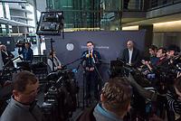 Bundesgesundheitsminister Jens Spahn (CDU) unterrichtete am Mittwoch den 12. Februar 2020 den Gesundheitsausschuss des Deutschen Bundestages ueber die Entwicklungen im Zusammenhang mit dem Coronavirus. Im Anschluss stellte er sich den Fragen von Journalisten.<br /> 12.2.2020, Berlin<br /> Copyright: Christian-Ditsch.de<br /> [NUR FUER REDAKTIONELLE ZWECKE! Werbung nur auf Anfrage beim Fotografen. Inhaltsveraendernde Manipulation des Fotos nur nach ausdruecklicher Genehmigung des Fotografen. Vereinbarungen ueber Abtretung von Persoenlichkeitsrechten/Model Release der abgebildeten Person/Personen liegen nicht vor. NO MODEL RELEASE! Don't publish without copyright Christian-Ditsch.de, Veroeffentlichung nur mit Fotografennennung, sowie gegen Honorar, MwSt. und Beleg. Konto: I N G - D i B a, IBAN DE58500105175400192269, BIC INGDDEFFXXX, Kontakt: post@christian-ditsch.de<br /> Bei der Bearbeitung der Dateiinformationen darf die Urheberkennzeichnung in den EXIF- und  IPTC-Daten nicht entfernt werden, diese sind in digitalen Medien nach §95c UrhG rechtlich geschuetzt. Der Urhebervermerk wird gemaess §13 UrhG verlangt.]